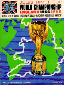 1966 Programme front